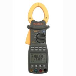Mastech MS2203 Three Phase Clamp Meter Power Factor Optimization Support RS232