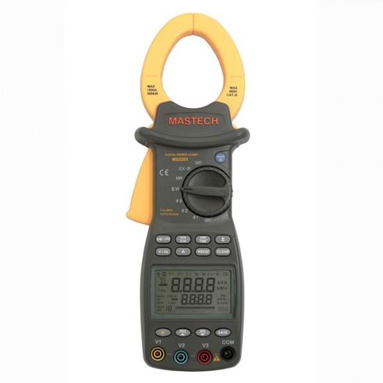 Mastech MS2203 Three Phase Clamp Meter  Price in Pakistan