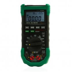 Mastech MS8229 Auto Range Multimeter & Temperature