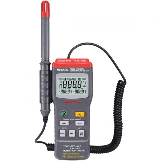 Mastech MS6505 Digital Thermo Hygrometer  Price in Pakistan