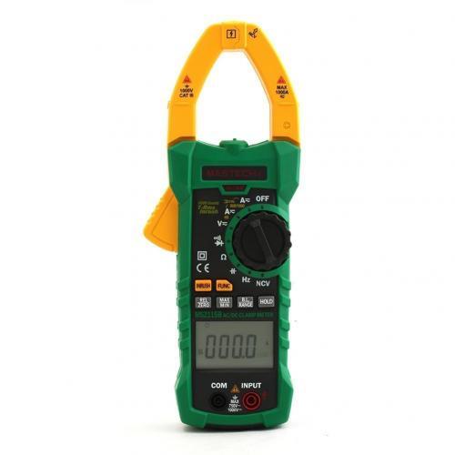 Mastech MS2115B Clamp Meter AC DC 1000a Data Loging