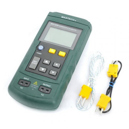 Mastech MS7220 Thermocouple Calibrator  Price in Pakistan