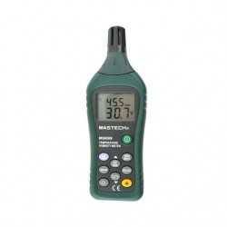 Mastech MS6508 Digital Hygrometer Temperature Humidity Meter