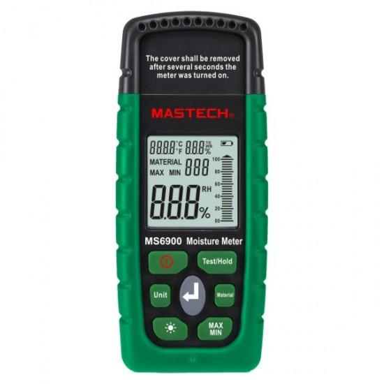 Mastech MS6900 Wood Timber Moisture Temperature Detector  Price in Pakistan