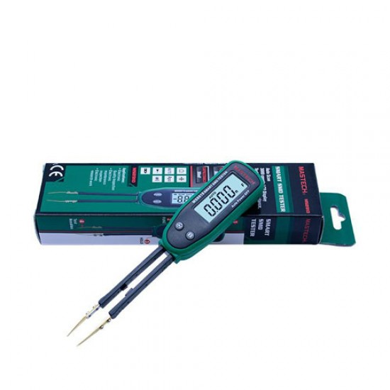 Mastech Ms8910 Smd Resistance Tester Capacitance Meter
