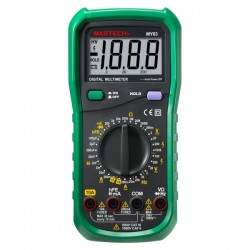 MASTECH MY63 Handheld Digital Multimeter DMM