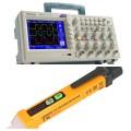 Oscilloscopes & Voltage Detector