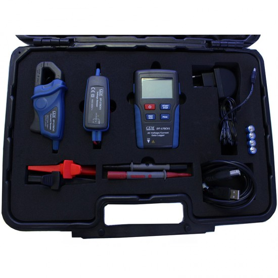 CEM DT-175CV1 Current and Voltage Datalogger  Price in Pakistan