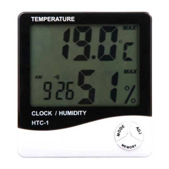 HTC-1 HYGROMETER Digital Temperature & Humidity Meter  Price in Pakistan