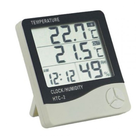 HTC-2 Temperature And Humidity Meter  Price in Pakistan