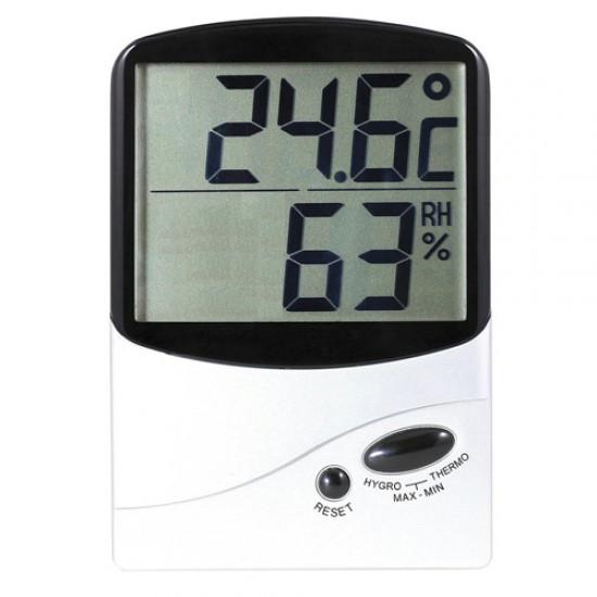 QM7312 Jumbo Display Thermometer Hygrometer  Price in Pakistan
