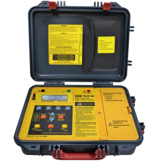 SEW 7015IN Digital 15kV High Voltage Insulation Tester  Price in Pakistan