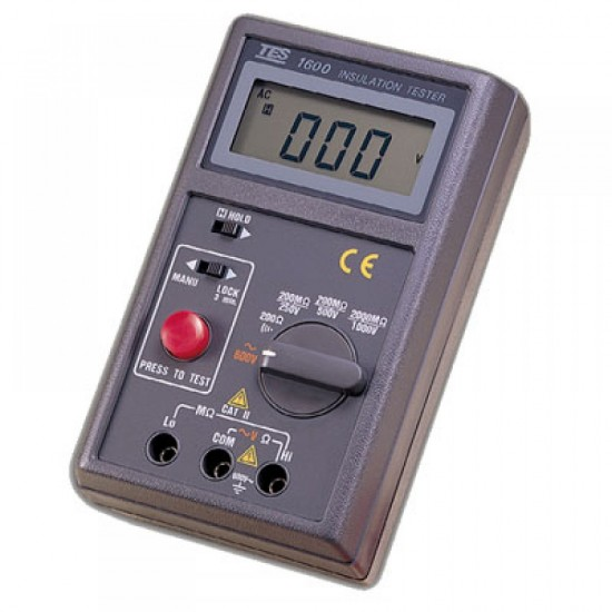 TES-1600 Insulation Tester  Price in Pakistan