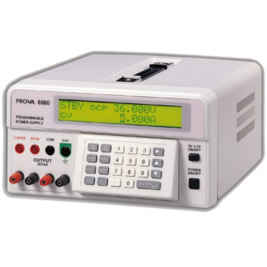 PROVA 8000 Programmable Power Supply  Price in Pakistan
