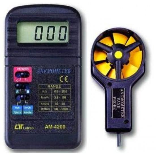 Lutron AM-4200 Digital Anemometer  Price in Pakistan