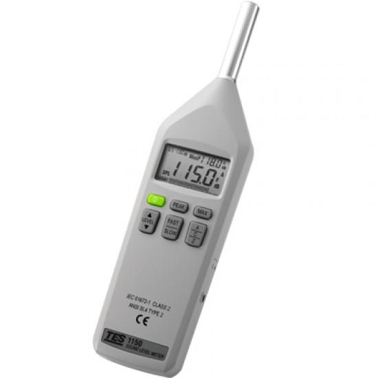 TES 1150 Digital Sound Level Meter  Price in Pakistan