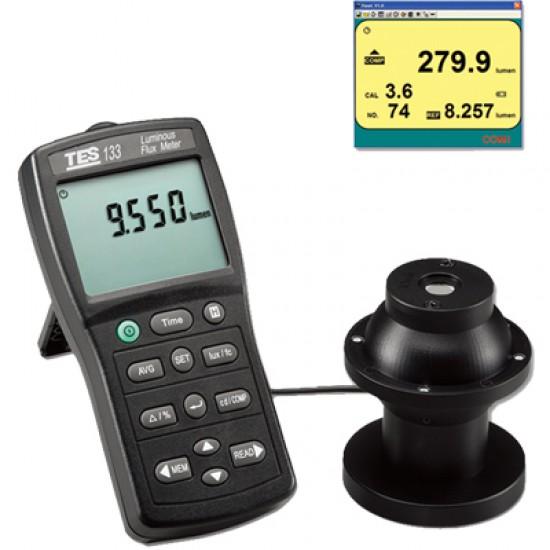 TES-133 Digital Luminous Flux Meter Light Meter  Price in Pakistan