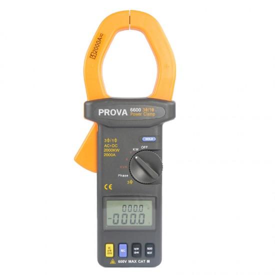 PROVA-6600 3 Phase Power Clamp Meter  Price in Pakistan