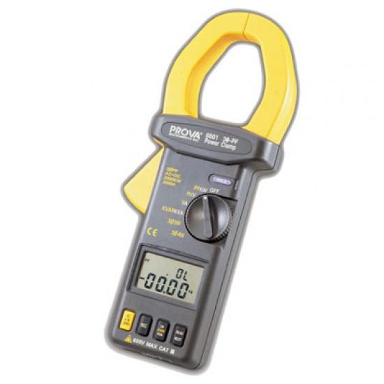 PROVA 6601 3 PF Power Clamp Meter Tester  Price in Pakistan