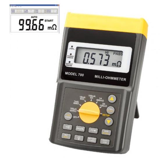 PROVA 700 Digital Milli-Ohmmeter