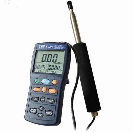TES-1340 Hot Wire Anemometer