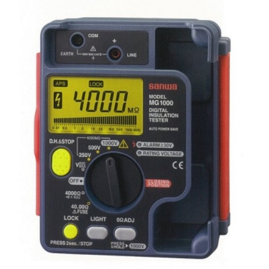 Sanwa MG1000 Insulation Tester  Price in Pakistan