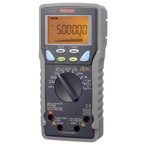 Sanwa PC7000 Digital Multimeters / High accuracy / High resolution  Price in Pakistan