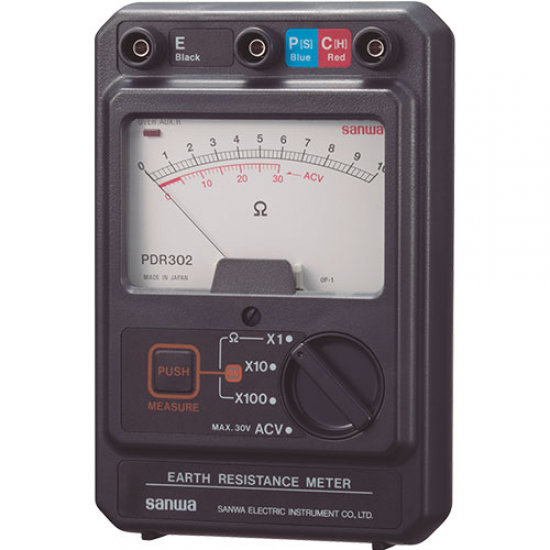 Sanwa PDR302 Earth Resistance Tester  Price in Pakistan