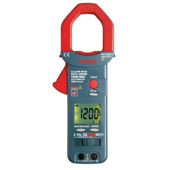 Sanwa DCL1200R Clamp Meter  Price in Pakistan