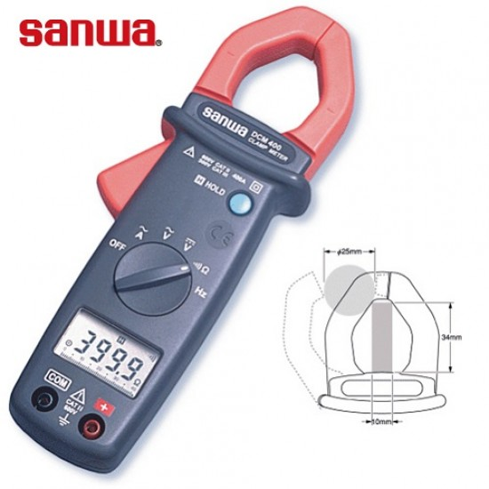 Sanwa DCM400 Clamp Meter  Price in Pakistan
