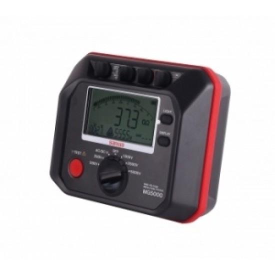 Sanwa MG5000 Digital Insulation Resistance Tester  Price in Pakistan