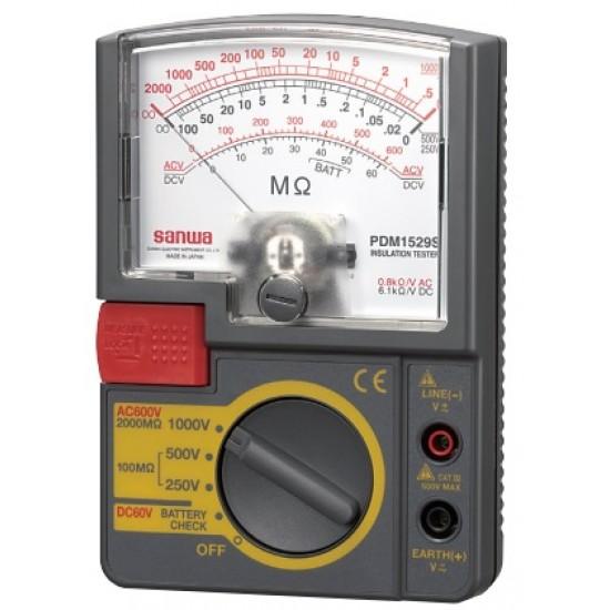 Sanwa PDM1529S Insulation Testers