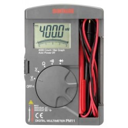 Sanwa PM11 pocket type digital multimeter.