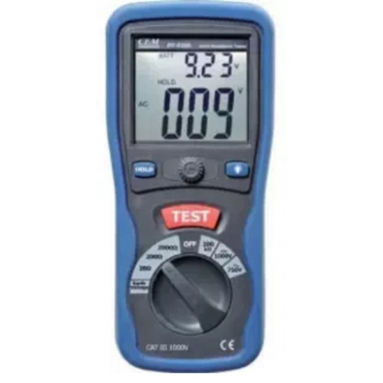 CEM ST-5300B Digital Ground Resistance Tester  Price in Pakistan
