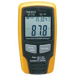 ST-172 Standardinst Temperature/RH Datalogger with LCD Display Description