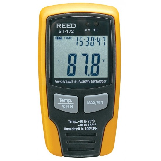 ST-172 Temperature/RH Data Logger with LCD Display  Price in Pakistan