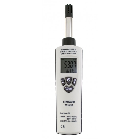 ST-321S Humidity Temperature Meter  Price in Pakistan