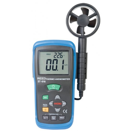 Standard Instruments ST-618 Thermo Anemometer  Price in Pakistan