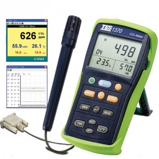 TES 1370 Carbon Dioxide Analyzer  Price in Pakistan