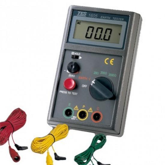 TES-1605 Digital Earth Tester  Price in Pakistan