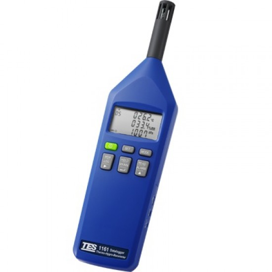 TES 1160 Thermo/Hygro/Barometer/Humidity Temperature Meter  Price in Pakistan