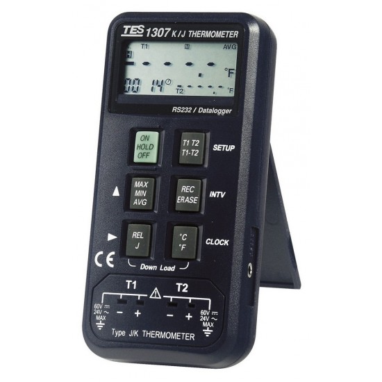TES 1307 Datalogging K/J Thermometer  Price in Pakistan