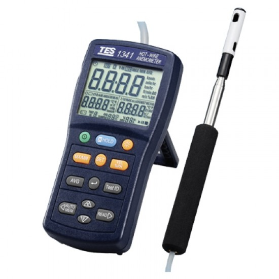 TES 1341 Hot Wire Anemometer  Price in Pakistan