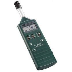 TES 1360A Humidity/Temperature Meter