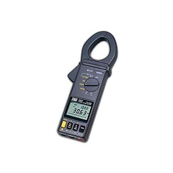 TES-3063 Power AC/DC Clamp Meter   Price in Pakistan