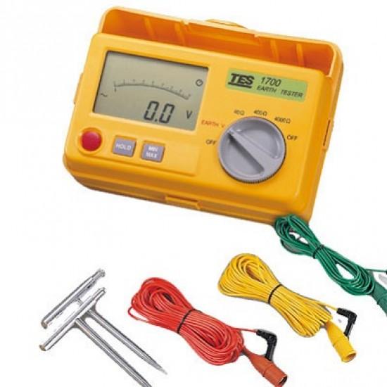 TES-1700 Digital Earth Resistance Tester  Price in Pakistan