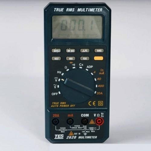 TES-2620 True RMS Multimeter