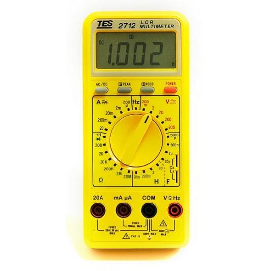 TES-2712 Digital LCR Multimeter  Price in Pakistan