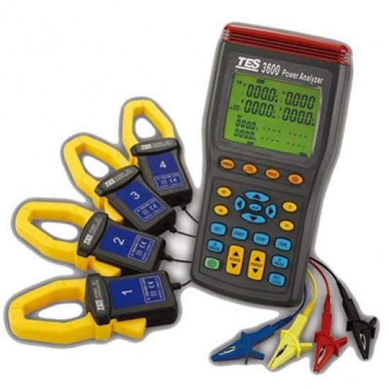 TES 3600N Three Phase Power Analyzer  Price in Pakistan