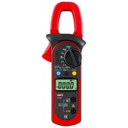 UNI-T UT203 Digital Clamp Multimeter DC AC Current Voltmeter Tester